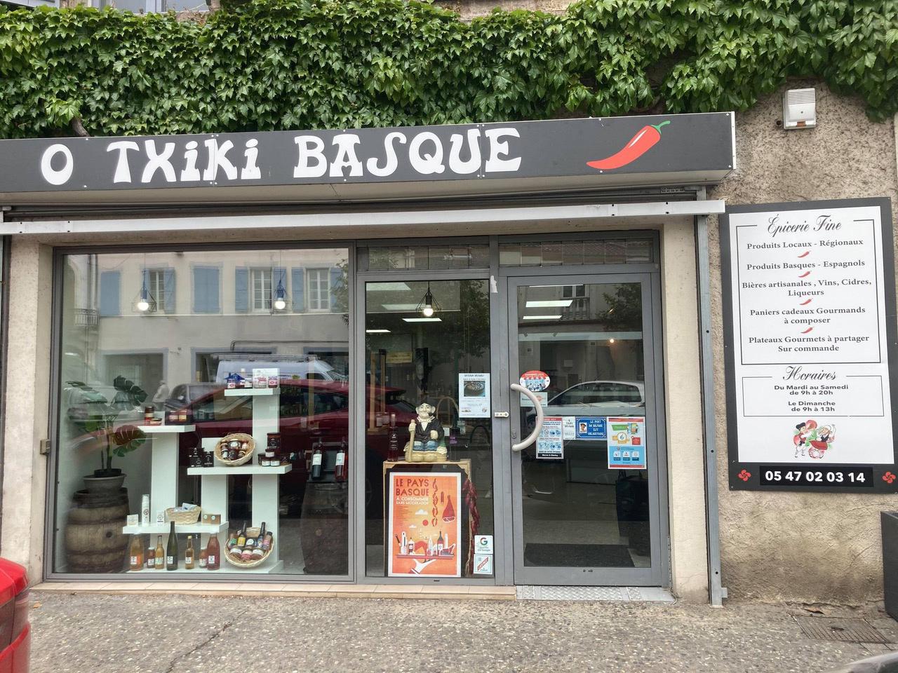 Ô Txiki Basque à Cazères